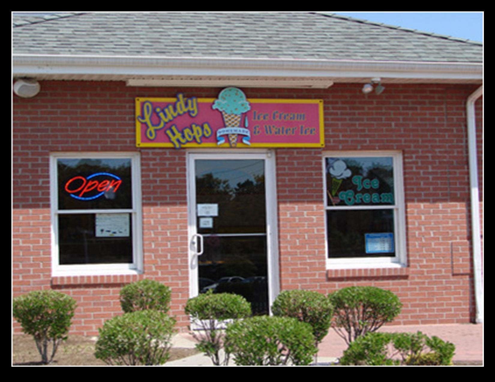 lindy hops ice cream