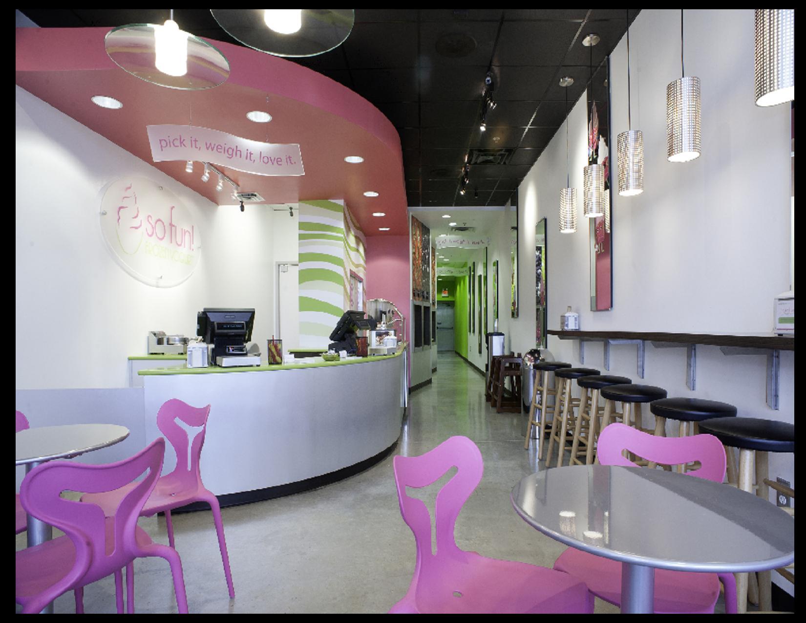 so fun ice cream shop