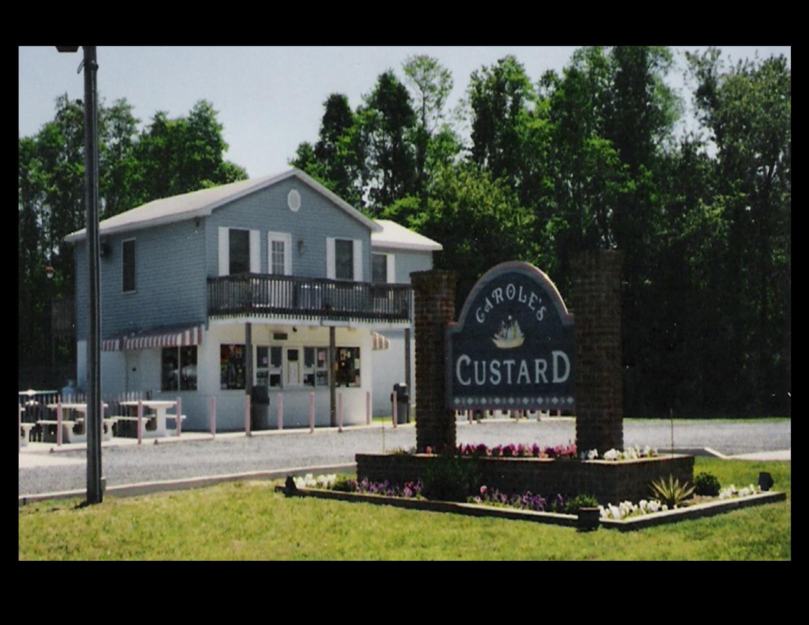 carol's custard