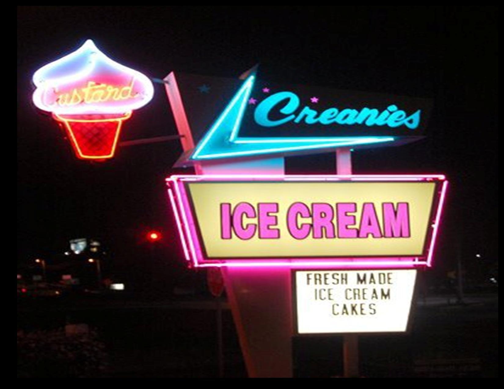 creanies ice cream