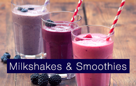 Milkshake and Smoothie Equipment