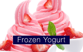 Frozen Yogurt Equipment