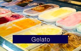 Equipment for Making Gelato