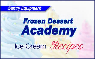 Back To Our Frozen Dessert Academy