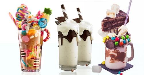 Milkshakes 4