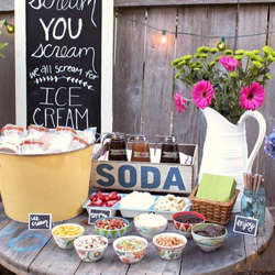 rustic-table-ice-cream-party