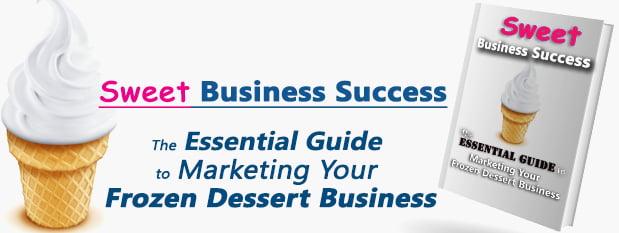 sweet business success in the frozen dessert industry