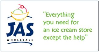 JAS ice cream wholesalers