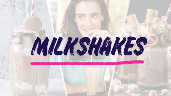 Milkshakes Concept