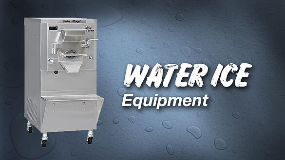 Water Ice Equipment