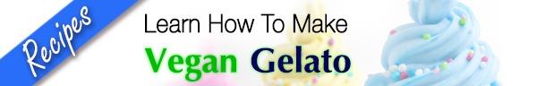 Learn How To Make Vegan Gelato