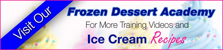 Visit our Frozen Dessert Academy-1
