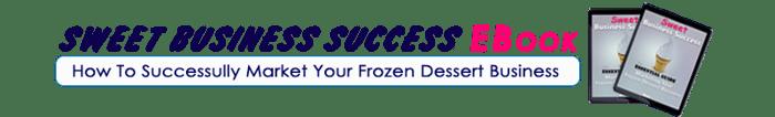 frozen dessert success ebook download