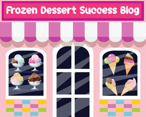 Frozen Dessert Success Blog SM