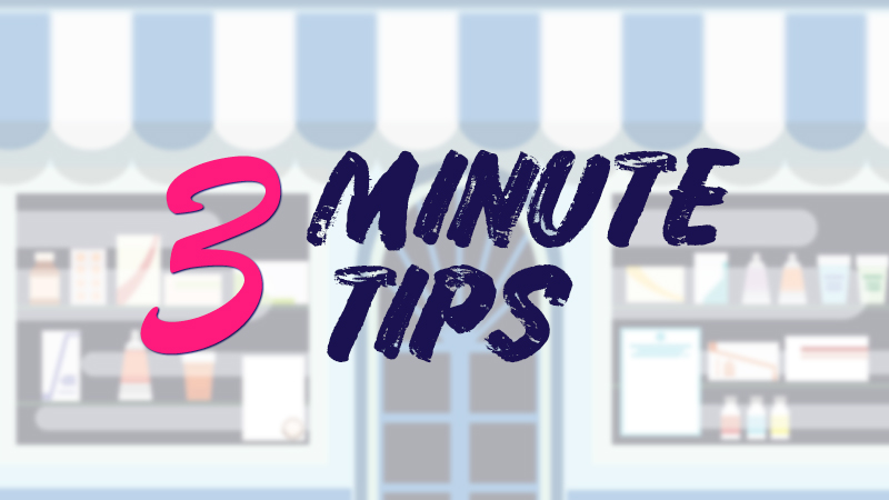 Whats Cool - 3 Minute Tips