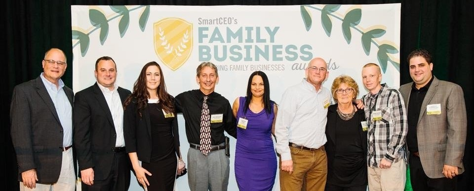Sentry Equipment Voted Best Family Owned Company