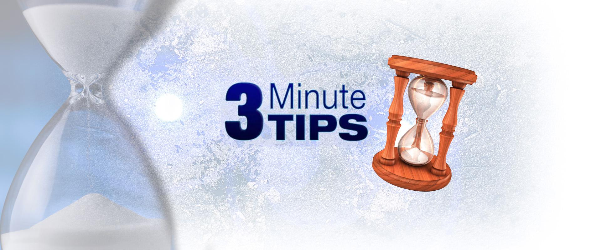 3min Tip Slider