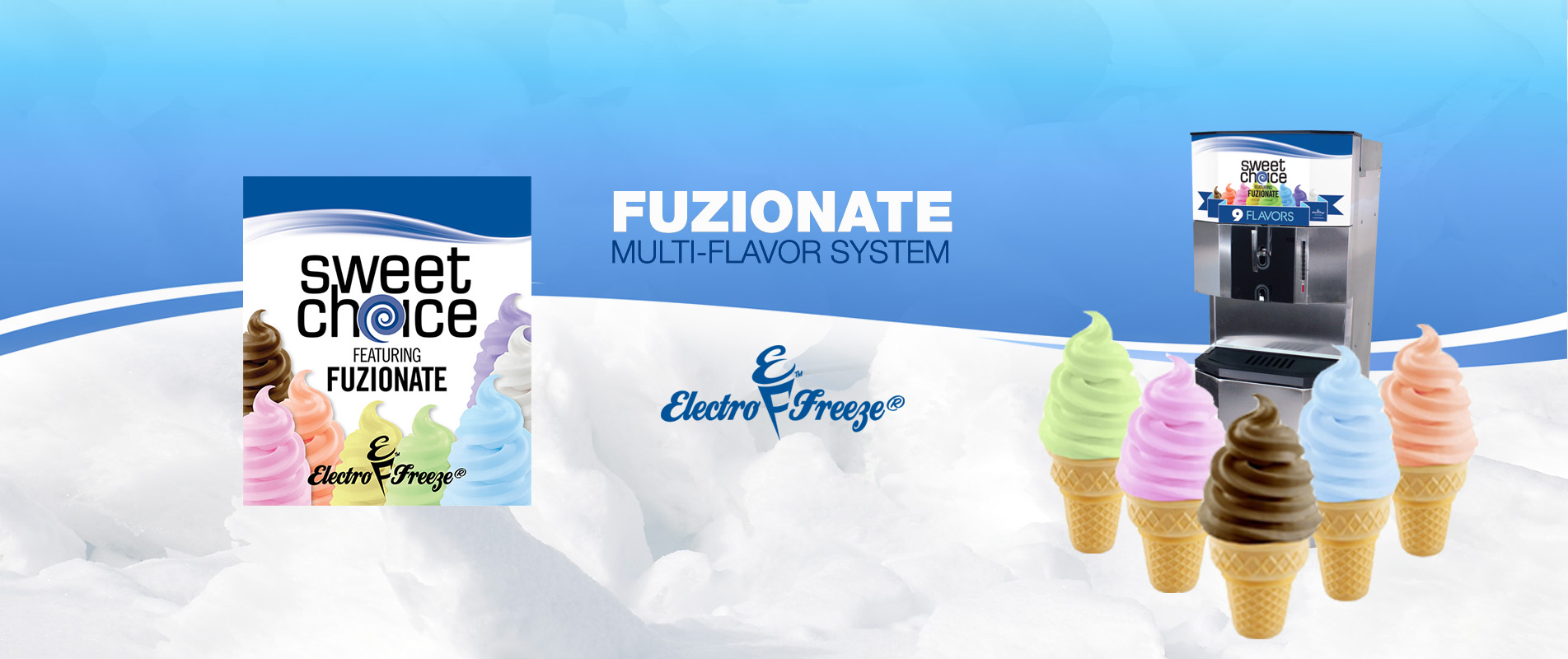Fuzionate MultiFlavor Systems